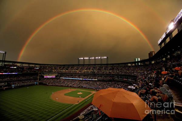 Photograph - Pittsburgh Pirates V Colorado Rockies by Justin Edmonds