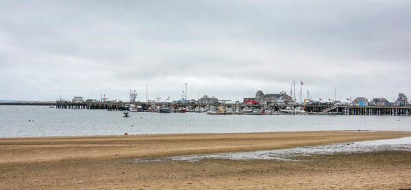 Wall Art - Photograph - Provincetown - Macmillan Pier - Massachusetts  by Brendan Reals