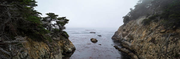 Wall Art - Photograph - Rock Formations On The Coast, Point by Panoramic Images