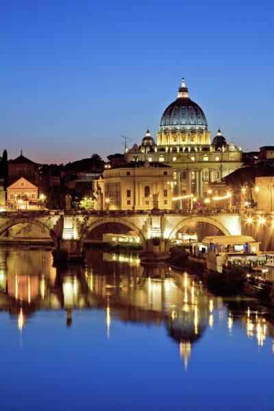 Photograph - Rome, Italy by Nikada