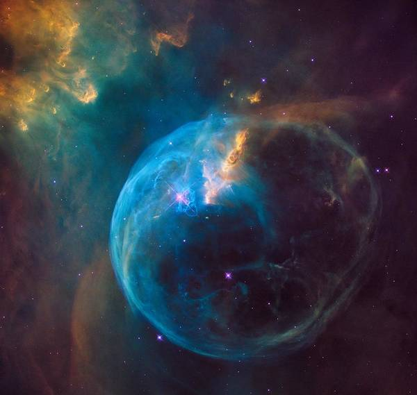 Wall Art - Painting - Rtzw4f02zy8-nasa by Celestial Images