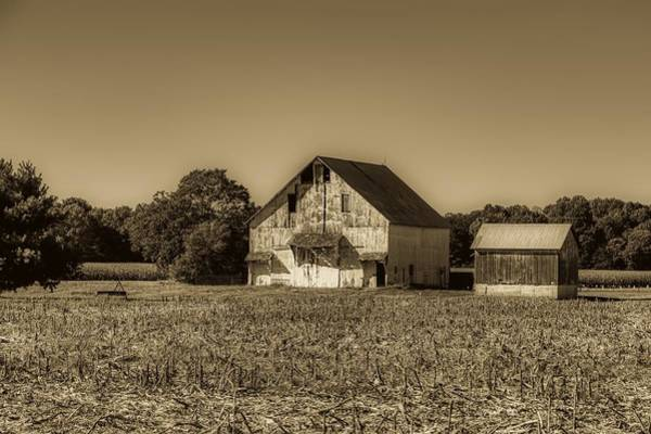 Wall Art - Photograph - Rustic Rural Indiana by Mountain Dreams