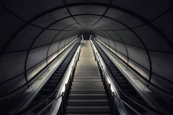 Bilbao Photograph - San Mamés Station by Copyright By Tk21hx