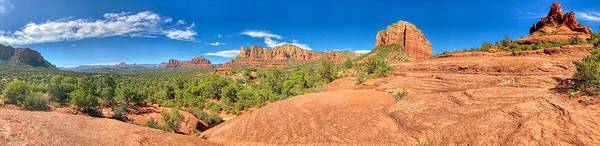 Photograph - Sedona Panorama by Ants Drone Photography