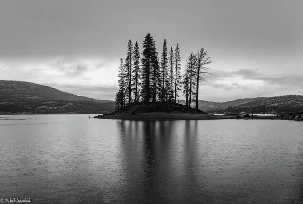 Photograph - Silver Lake by Mike Ronnebeck