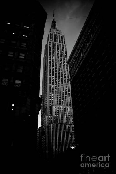 Photograph - Skyscrapers Of The City Of New York During The Summer. by Joaquin Corbalan