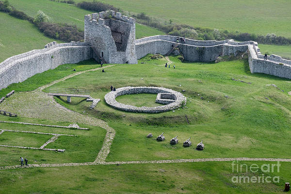 Photograph - Spissky Hrad / Castle by Les Palenik