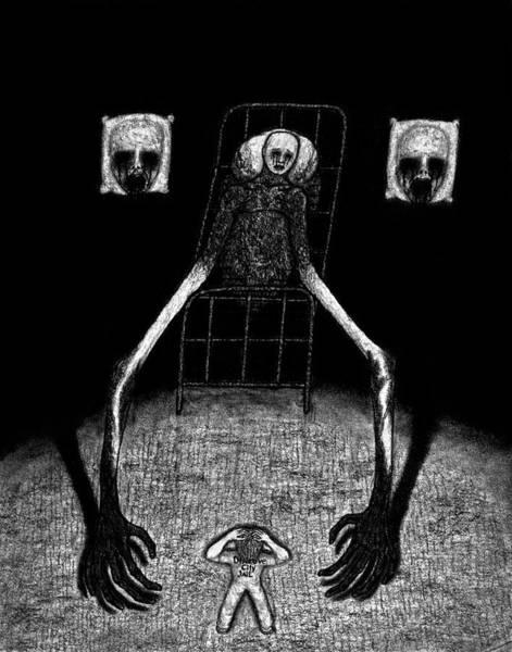Drawing - Stanley The Sleepless - Artwork by Ryan Nieves