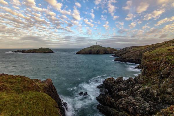 Wall Art - Photograph - Strumble Head Lighthouse - Wales by Joana Kruse