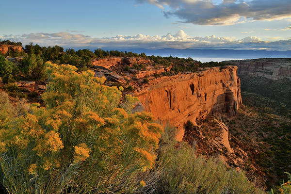 Fruita Photograph - Sunrise At Colorado National Monument by Ray Mathis