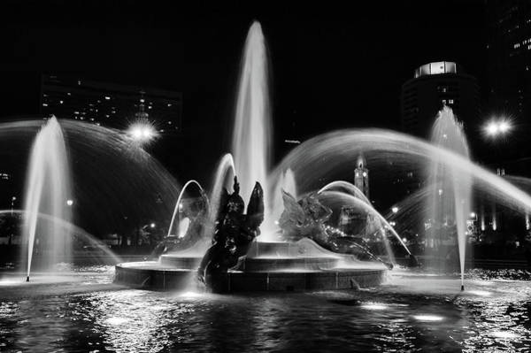Photograph -  Swann Memorial Fountain by Louis Dallara