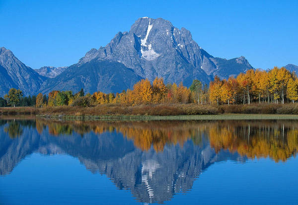 Wall Art - Photograph - Teton Mountains by David Hosking