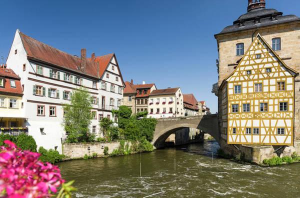 Wall Art - Photograph - The Alte Rathaus, Landmark Of Bamberg by Martin Zwick