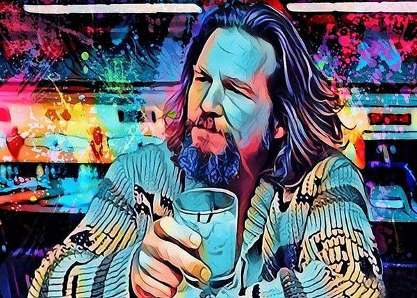 Photograph - The Dude by Rob Hans