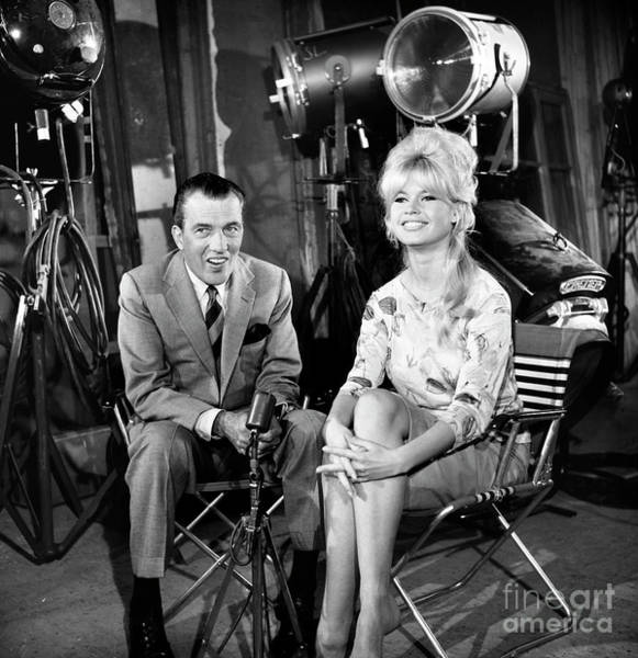 Photograph - The Ed Sullivan Show by Cbs Photo Archive