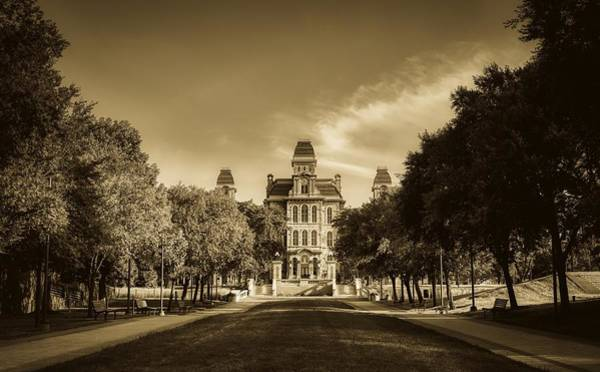 Wall Art - Photograph - The Hall Of Languages Building - Syracuse University by Library Of Congress