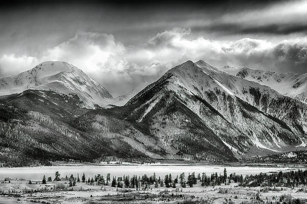 Wall Art - Photograph - The High Country by Eric Glaser