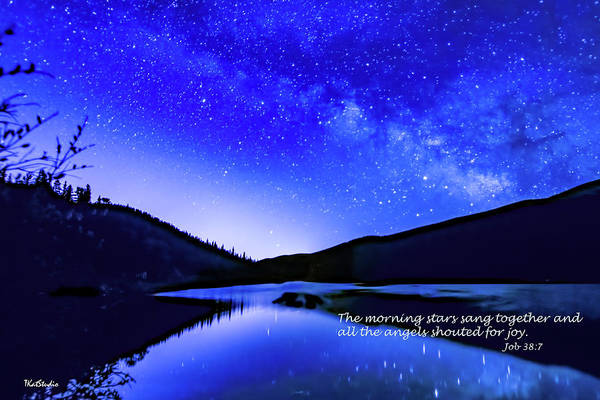 Photograph - The Morning Stars by Tim Kathka