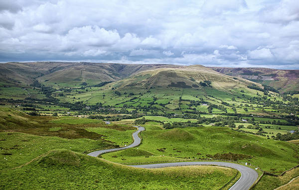 Wall Art - Photograph - The Peak District by Martin Newman