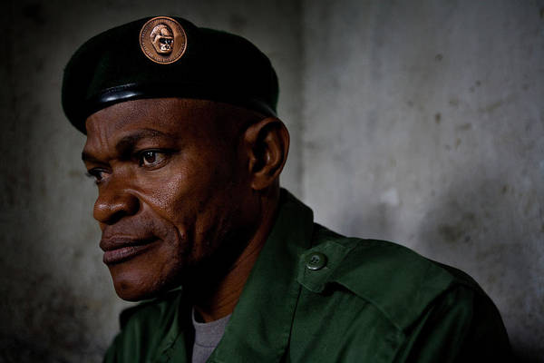 Photograph - The Rangers Of Virunga National Park by Brent Stirton
