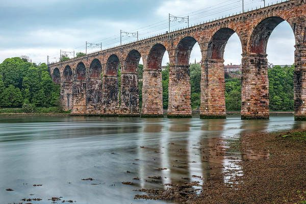 Wall Art - Photograph - Tweedmouth - England by Joana Kruse