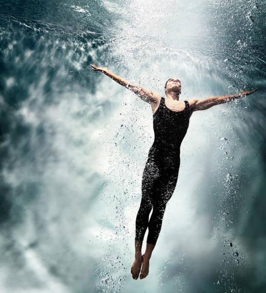 Endurance Race Photograph - Underwater Ballet by Henrik Sorensen