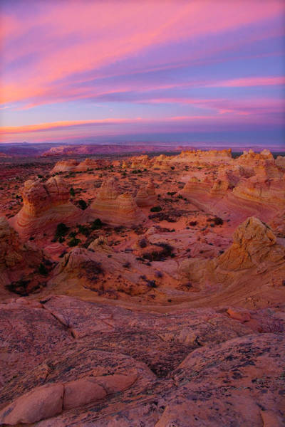Paria Photograph - Usa, Arizona, Vermilion Cliffs by Eastcott Momatiuk