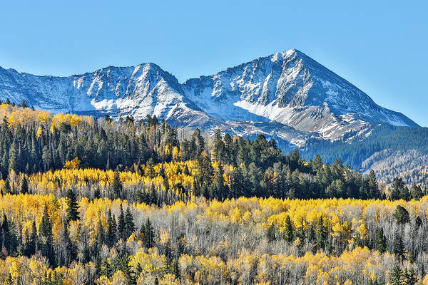 Wall Art - Photograph - Usa, Colorado, Ridgway by Hollice Looney