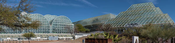 Wall Art - Photograph - View Of Biosphere 2, Tucson, Arizona by Panoramic Images