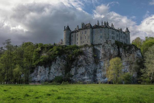 Wall Art - Photograph - Walzin Castle - Belgium by Joana Kruse