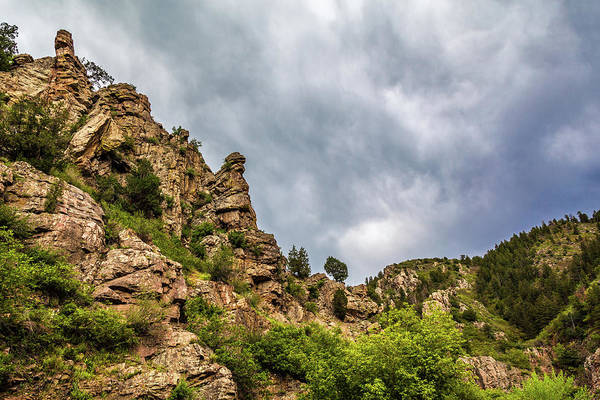 Photograph - Waterton Canyon by Jeanette Fellows