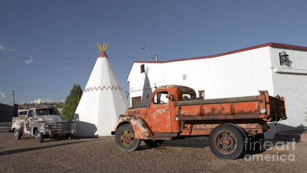 Photograph - Wigwam Motel, 2006 by Carol Highsmith
