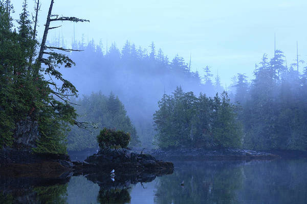 Wall Art - Photograph - Wilderness Scenery In Clam Cover by Stuart Westmorland