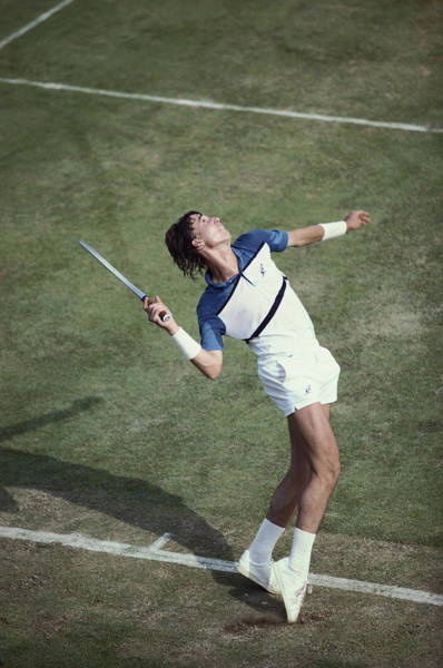 Czechoslovakia Photograph - Wimbledon Lawn Tennis Championship by Getty Images