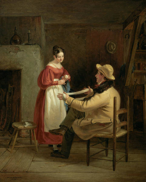 Painting - Winding Up by William Sidney Mount