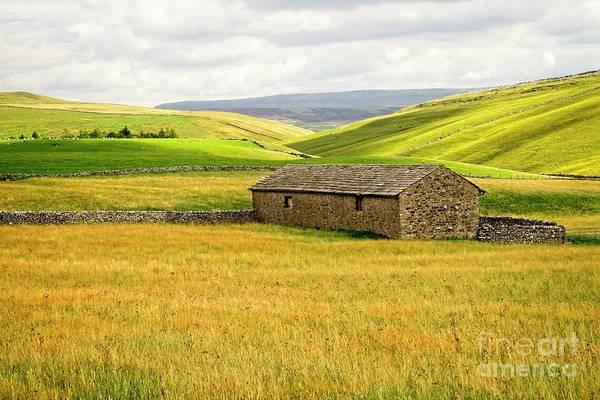 Yorkshire Dales Landscape Art Print