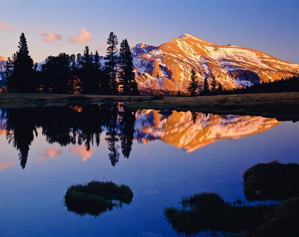 Tioga Photograph - Yosemite National Park by Ron thomas
