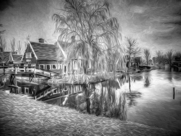 Photograph - Zaanse Schans by Paul Wear