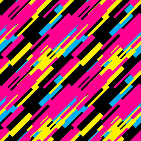 Wall Art - Digital Art - Abstract Sci-fi Camouflage by Black Gryphon