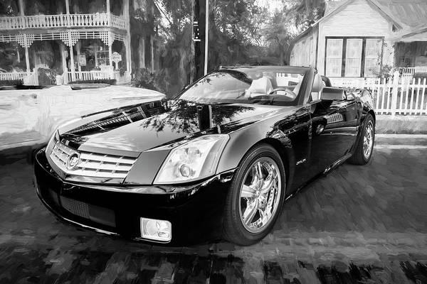 Wall Art - Photograph - 2004 Cadillac Xlr Roadster 106 by Rich Franco