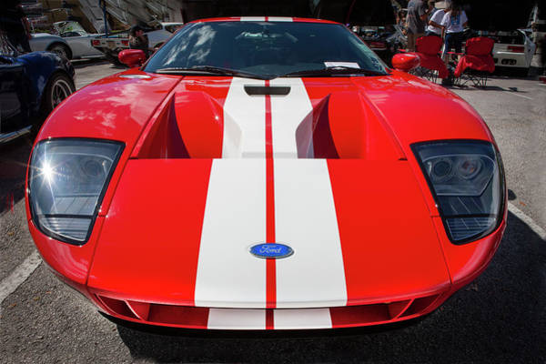 Photograph - 2006 Ford Gt40 104 by Rich Franco