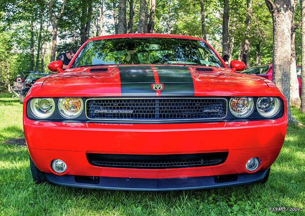 Photograph - 2008 Dodge Challenger 500 by Ken Morris