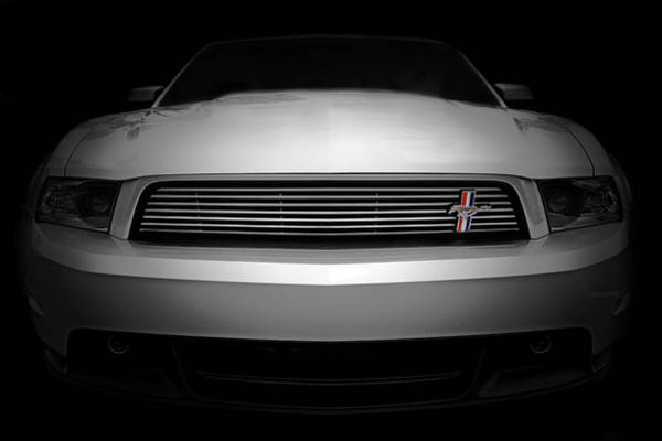 Photograph - 2011 Mustang Gt/cs - Ford Mustang - American Muscle Car by Jason Politte