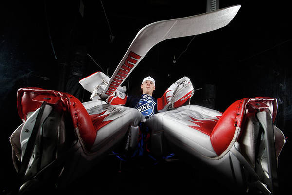 Nhl Photograph - 2012 Nhl All-star Game - Player by Gregory Shamus