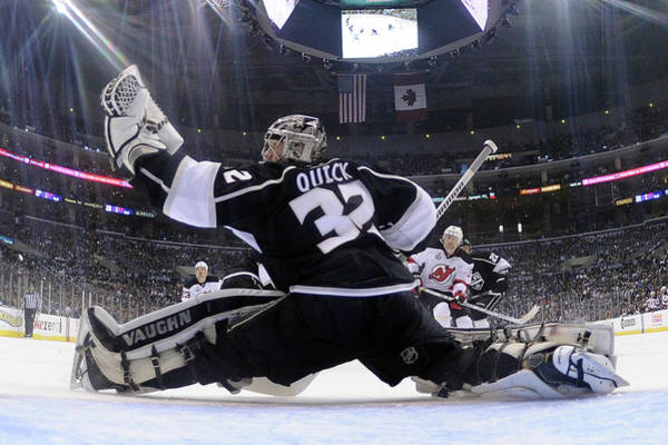 Stanley Cup Playoffs Photograph - 2012 Nhl Stanley Cup Final – Game Four by Harry How