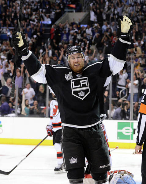 Stanley Cup Playoffs Photograph - 2012 Nhl Stanley Cup Final – Game Six by Harry How