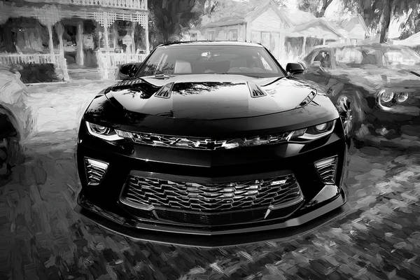 Wall Art - Photograph - 2017 Chevrolet Camaro Ss2 Coupe 103 by Rich Franco