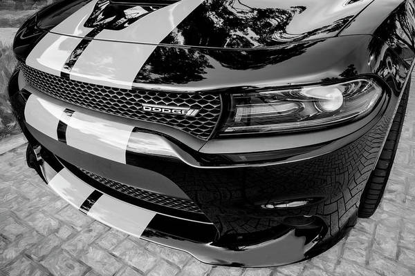 Photograph - 2018 Dodge Charger R/t 003 by Rich Franco