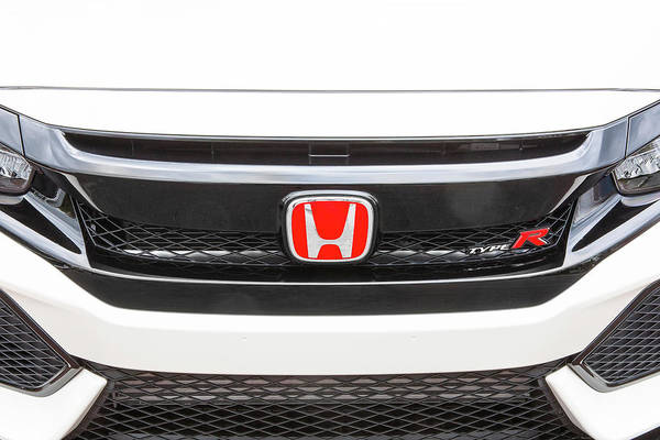 Photograph - 2018 Honda Type R 103 by Rich Franco
