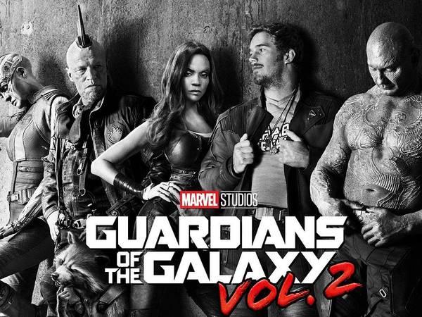 Wall Art - Digital Art - Guardians Of The Galaxy   by Geek N Rock